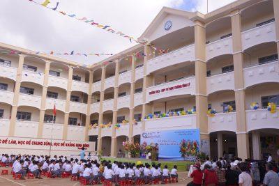 Video Khai giảng THCS THPT Trương Vĩnh Ký – Đắk Mil