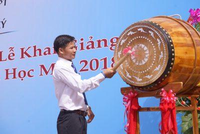 Một số hình ảnh Khai giảng THCS – THPT Trương Vĩnh Ký